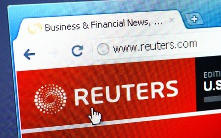 Hacker lai tung tin tren website cua Reuters